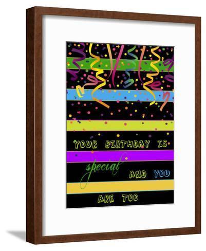 Special You-Sheldon Lewis-Framed Art Print