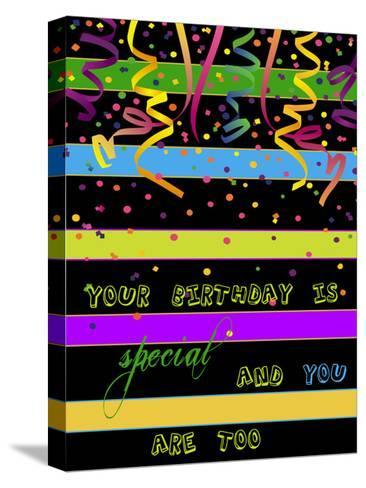 Special You-Sheldon Lewis-Stretched Canvas Print