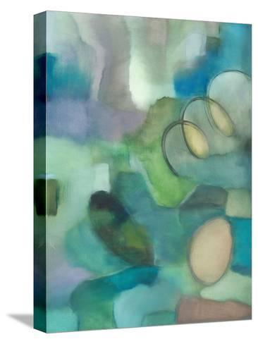 Bounce II-Max Jones-Stretched Canvas Print