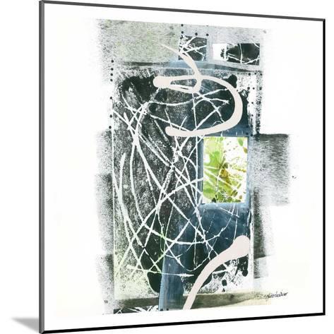 Sans titre-Sylvie Cloutier-Mounted Art Print