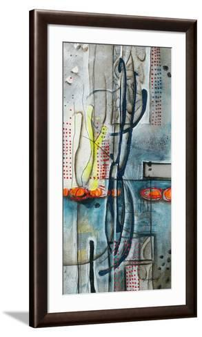 Look urbain-Sylvie Cloutier-Framed Art Print