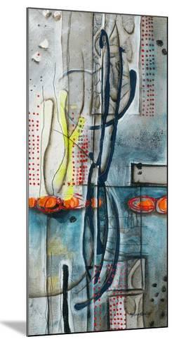 Look urbain-Sylvie Cloutier-Mounted Art Print