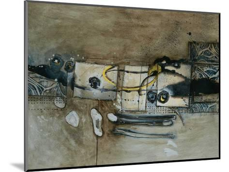 Sortie-Sylvie Cloutier-Mounted Art Print