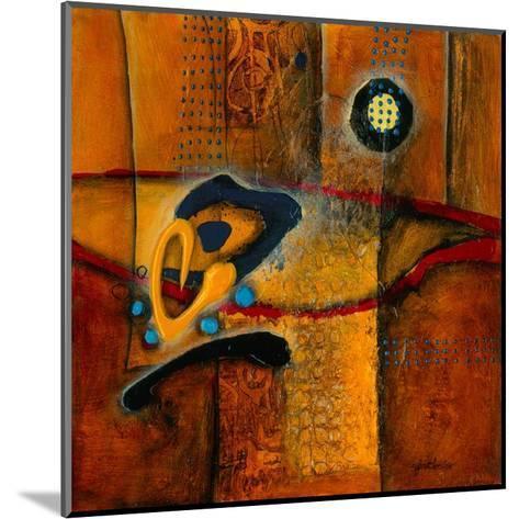 Une vague de chaleur 2-Sylvie Cloutier-Mounted Art Print