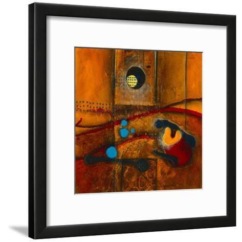 Une vague de chaleur 3-Sylvie Cloutier-Framed Art Print