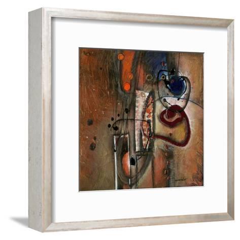Phantomas-Sylvie Cloutier-Framed Art Print
