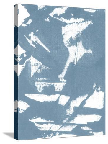 Anterior - Chroma-Melissa Wenke-Stretched Canvas Print