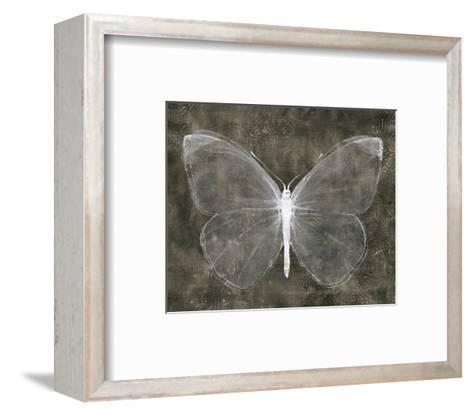 Moonlit Flight I-Belle Poesia-Framed Art Print