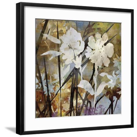 Floral Eclipse II-Paul Duncan-Framed Art Print