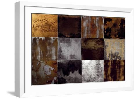 Burnished I-Paul Duncan-Framed Art Print