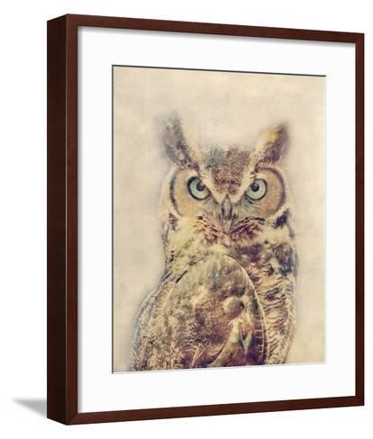 Wise-Midori Greyson-Framed Art Print