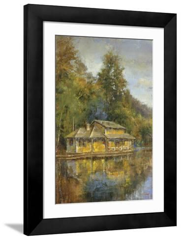 Lake House-Longo-Framed Art Print
