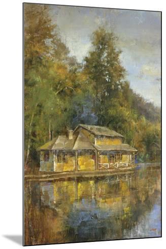 Lake House-Longo-Mounted Giclee Print