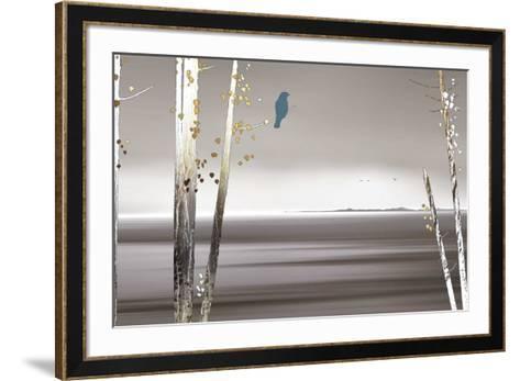 Time Passes-Marvin Pelkey-Framed Art Print