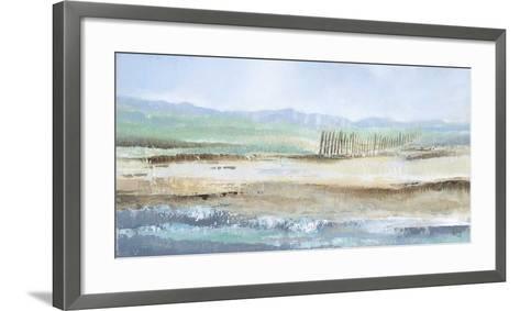 Sea Breeze II-Tita Quintero-Framed Art Print