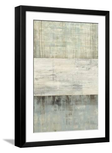 Of Fog & Snow-Heather Ross-Framed Art Print