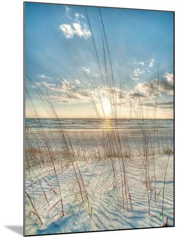 Among the Grass-Robert Jones-Mounted Art Print