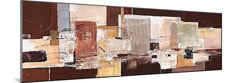 Abstract Harmony IX-Ron van der Werf-Mounted Art Print