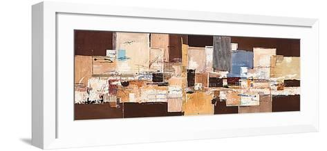 Abstract Harmony VIII-Ron van der Werf-Framed Art Print