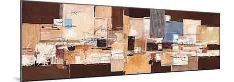 Abstract Harmony VIII-Ron van der Werf-Mounted Art Print