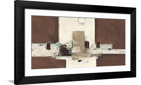 Abstrakt VIII-Ron van der Werf-Framed Art Print