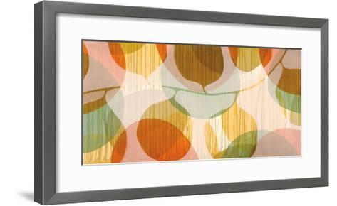 Botanic Winding-Sarah Leslie-Framed Art Print