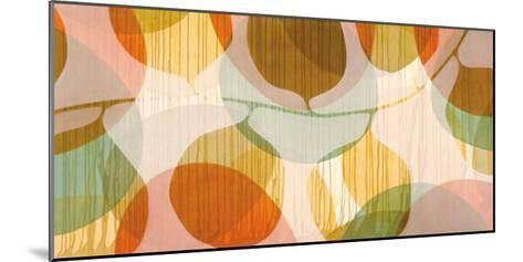 Botanic Winding-Sarah Leslie-Mounted Art Print
