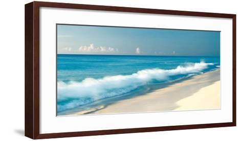 Breaking Wave, Cancun, Mexico-Jeremy Woodhouse-Framed Art Print