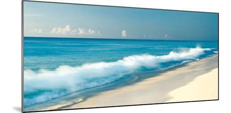 Breaking Wave, Cancun, Mexico-Jeremy Woodhouse-Mounted Art Print