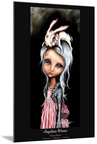 Bunny Couture-Angelina Wrona-Mounted Art Print