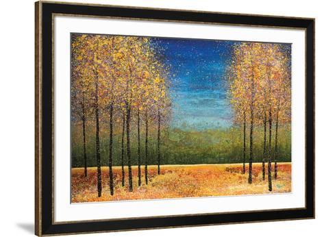 Clearing at Dusk-Melissa Graves-Brown-Framed Art Print