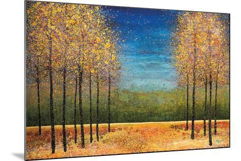 Clearing at Dusk-Melissa Graves-Brown-Mounted Art Print