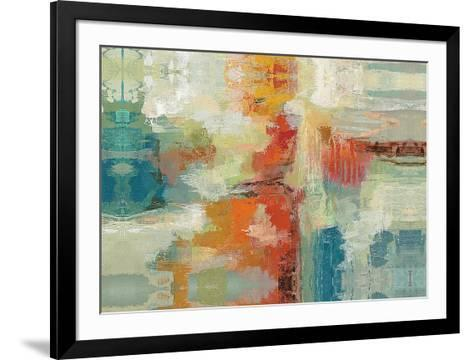 Coral Reef-Silvia Vassileva-Framed Art Print
