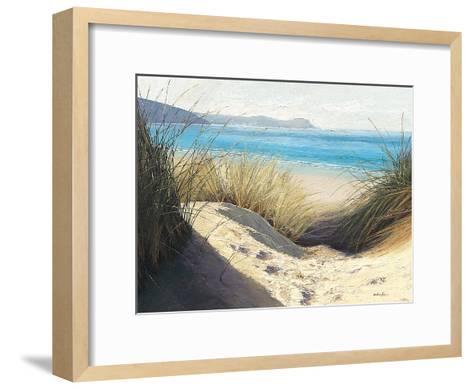 Dune Shadows-Caroline Atkinson-Framed Art Print