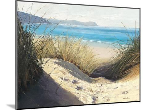 Dune Shadows-Caroline Atkinson-Mounted Art Print
