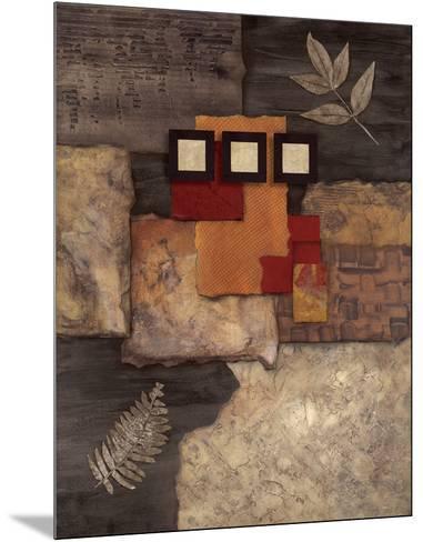 Designer Foliage I-Norm Olson-Mounted Art Print