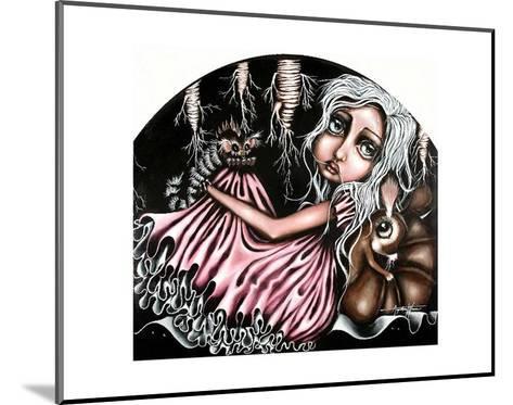 DiDi's Hideout-Angelina Wrona-Mounted Art Print