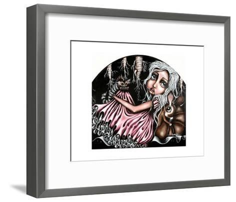 DiDi's Hideout-Angelina Wrona-Framed Art Print