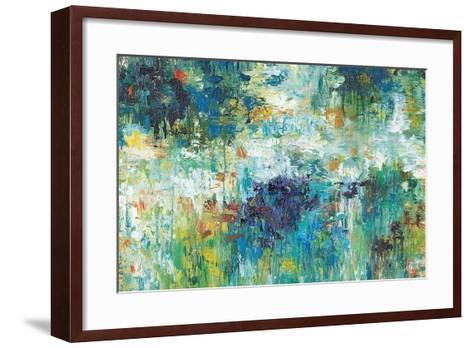 Falling Waters-Jack Roth-Framed Art Print