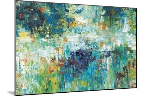 Falling Waters-Jack Roth-Mounted Art Print