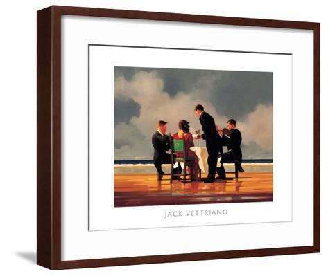 Elegy for a Dead Admiral-Jack Vettriano-Framed Art Print