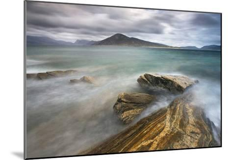 Harris from Taransay, Outer Hebrides-Lee Frost-Mounted Art Print