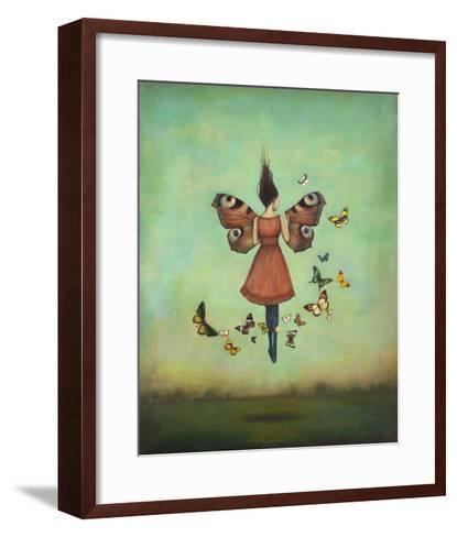 Imago Sky-Duy Huynh-Framed Art Print