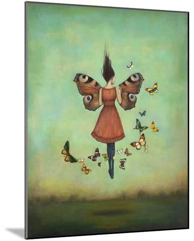 Imago Sky-Duy Huynh-Mounted Art Print