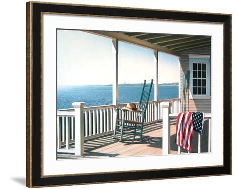 Independence-Daniel Pollera-Framed Art Print