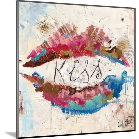 Kiss-Patrick Cornee-Mounted Art Print
