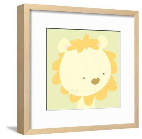 Little ROAARRRRY-Nicola Evans-Framed Art Print
