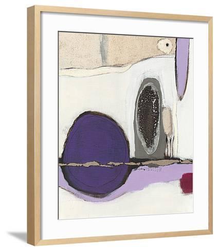 Laut und Leise II-Mechtild Runde-Witges-Framed Art Print