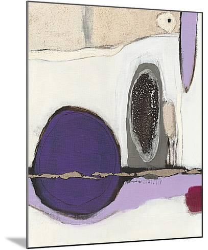 Laut und Leise II-Mechtild Runde-Witges-Mounted Art Print