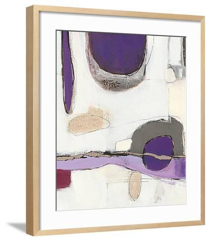Laut und Leise III-Mechtild Runde-Witges-Framed Art Print